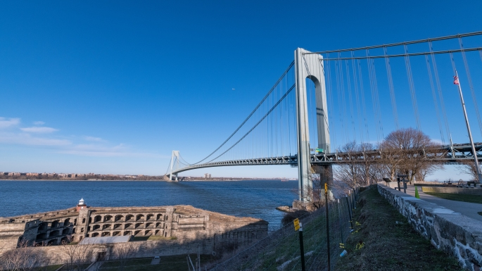 Verrazano Narrows Bridge-1